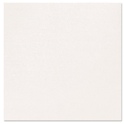 Bazzill - 12 x 12 Wedding Cardstock - White Wedding Pin Stripe