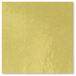 Bazzill - 12 x 12 Gold Foil Cardstock