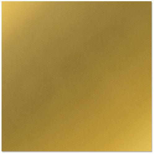 Bazzill - 12 x 12 Metallic Cardstock - Gold