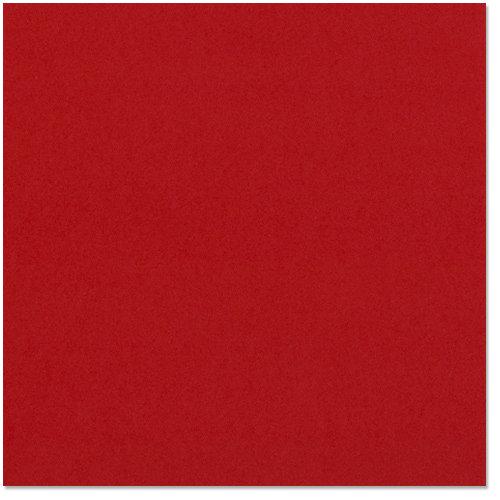 Bazzill - 12 x 12 Cardstock - Classic Texture - Cardinal