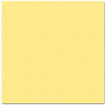 Bazzill - Prismatics - 12 x 12 Cardstock - Dimpled Texture - Frosted Yellow