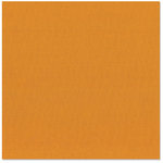 Bazzill - 12 x 12 Cardstock - Canvas Texture - Marigold