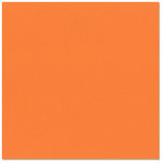 Bazzill - 12 x 12 Cardstock - Smooth Texture - Tangerine Blast