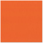Bazzill - 12 x 12 Cardstock - Canvas Texture - Orange