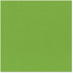 Bazzill Basics - 12 x 12 Cardstock - Smooth Texture - Lime Crush