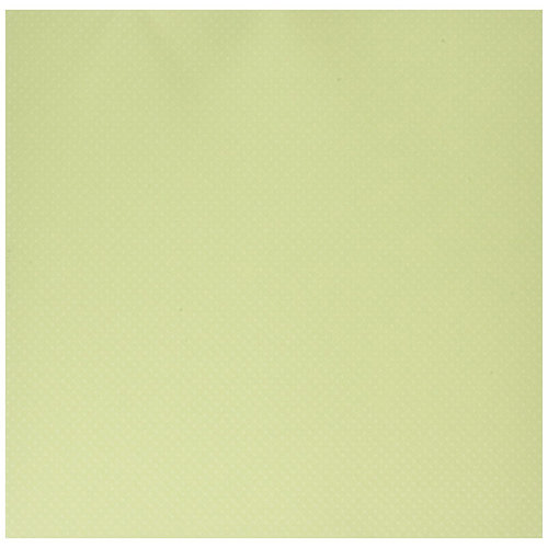 Bazzill - Dotted Swiss - 12 x 12 Paper - Celtic Green
