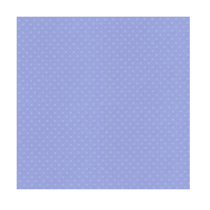Bazzill Basics - 12 x 12 Dotted Swiss Cardstock - Rip Tide