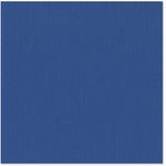 Bazzill - 12 x 12 Cardstock - Canvas Texture - Bazzill Blue