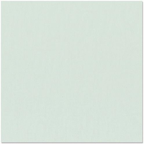 Bazzill - 12 x 12 Cardstock - Grasscloth Texture - Sea Salt