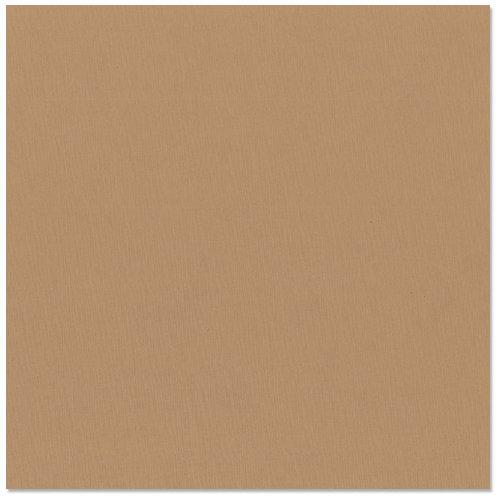 Bazzill Basics - 12 x 12 Cardstock - Burlap Texture - Cashmere