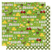 Best Creation Inc - Farm Life Collection - 12 x 12 Double Sided Glitter Paper - Farm Life