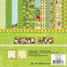 Best Creation Inc - Farm Life Collection - 6 x 6 Glittered Paper Pad