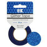 Best Creation Inc - Glitter Tape - Blue