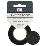Best Creation Inc - Glitter Tape - Black