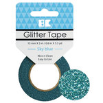 Best Creation Inc - Glitter Tape - Sky Blue