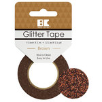 Best Creation Inc - Glitter Tape - Brown