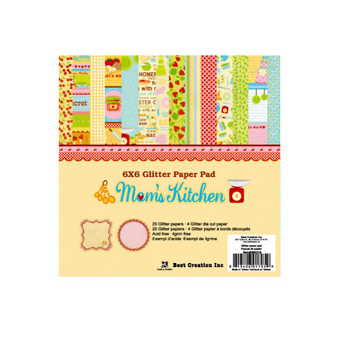 best creation inc mom s kitchen collection 6 x 6