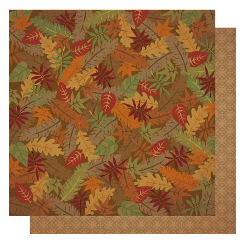 Best Creation Inc - Wild Life Collection - 12 x 12 Double Sided Glitter Paper - In the Jungle
