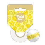 Best Creation Inc - Washi Tape - Starfruit