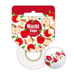 Best Creation Inc - Washi Tape - Apple