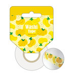 Best Creation Inc - Washi Tape - Banana