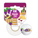 Best Creation Inc - Washi Tape - Grape - 30mm