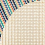 BasicGrey - Adrift Collection - 12 x 12 Double Sided Paper - Ropes