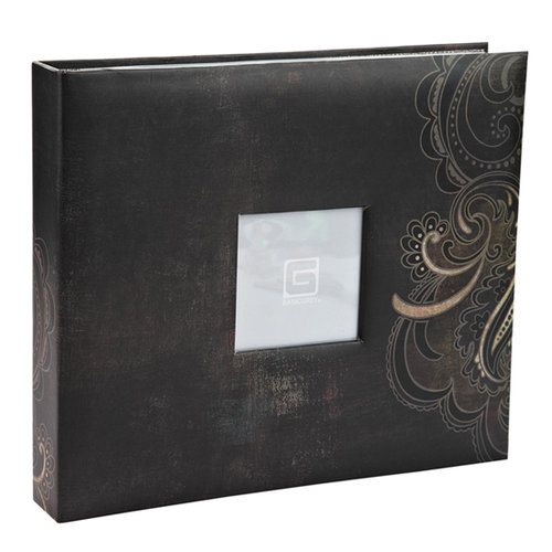 BasicGrey - Basics Collection - 12 x 12 Album - Black