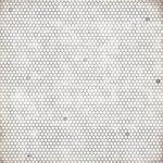BasicGrey - Basic White Collection - 12 x 12 Paper - Sphere