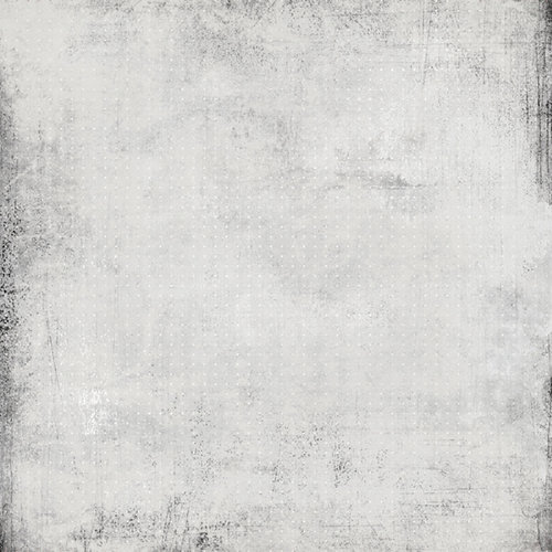 BasicGrey - Basic White Collection - 12 x 12 Paper - Census