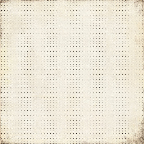 BasicGrey - Basic Manila Collection - 12 x 12 Paper - Docket