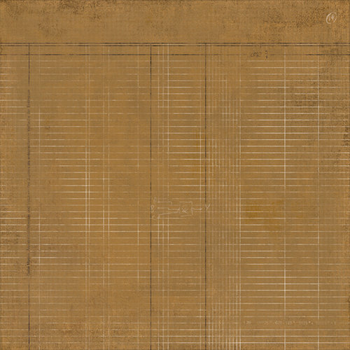 BasicGrey - Basic Kraft Collection - 12 x 12 Paper - Register