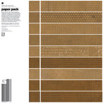 BasicGrey - Basic Kraft Collection - 12 x 12 Collection Pack