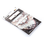 BasicGrey - Basic Manila Collection - Take Note Journaling Cards with Transparencies