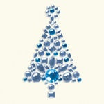 BasicGrey - Bling It Collection - Rhinestones - Designer Tree - Sky, CLEARANCE