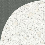 BasicGrey - B-Side Collection - 12 x 12 Double Sided Paper - Stellar