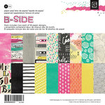BasicGrey - B-Side Collection - 6 x 6 Paper Pad