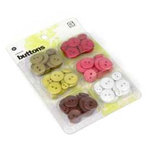 BasicGrey - Sultry Collection - Buttons, CLEARANCE