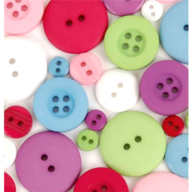 BasicGrey - Euphoria Collection - Colored Buttons