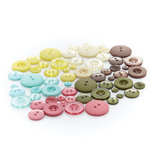 BasicGrey - Hello Luscious Collection - Buttons