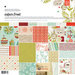 BasicGrey - Aspen Frost Collection - Christmas - 12 x 12 Collection Pack
