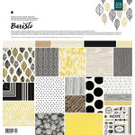 BasicGrey - Barista Collection - 12 x 12 Collection Pack