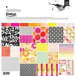 BasicGrey - Highline Collection - 12 x 12 Collection Pack