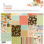 BasicGrey - Hipster Collection - 12 x 12 Collection Pack