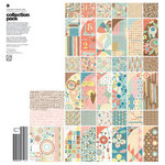BasicGrey - Hopscotch Collection - 12 x 12 Collection Pack