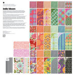 BasicGrey - Indie Bloom Collection - 12 x 12 Collection Pack