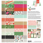 BasicGrey - Juniper Berry Collection - Christmas - 12 x 12 Collection Pack