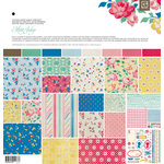 BasicGrey - Mint Julep Collection - 12 x 12 Collection Pack