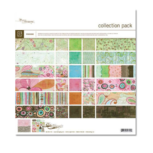 BasicGrey - Collection Pack - Phoebe, CLEARANCE