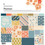 BasicGrey - Persimmon Collection - 12 x 12 Collection Pack